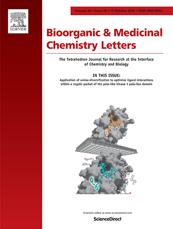 Bioorganic & Medicinal Chemistry Letters – All About Drugs